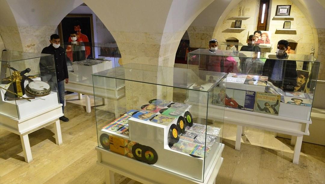 Vefatının 8. yılında Müslüm Gürses müzesinden fotoğraflar