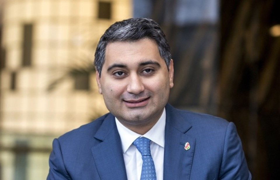 SOCAR Türkiye Üst Yöneticisi Gahramanov