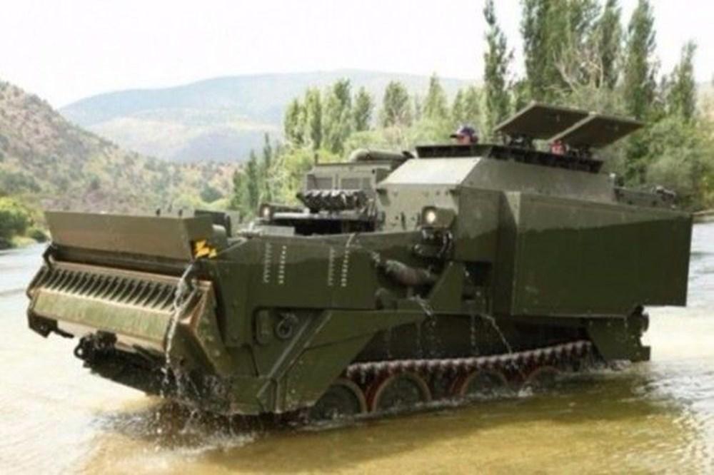 Dijital birliğin robot askeri Barkan göreve hazırlanıyor (Türkiye'nin yeni nesil yerli silahları) - 202