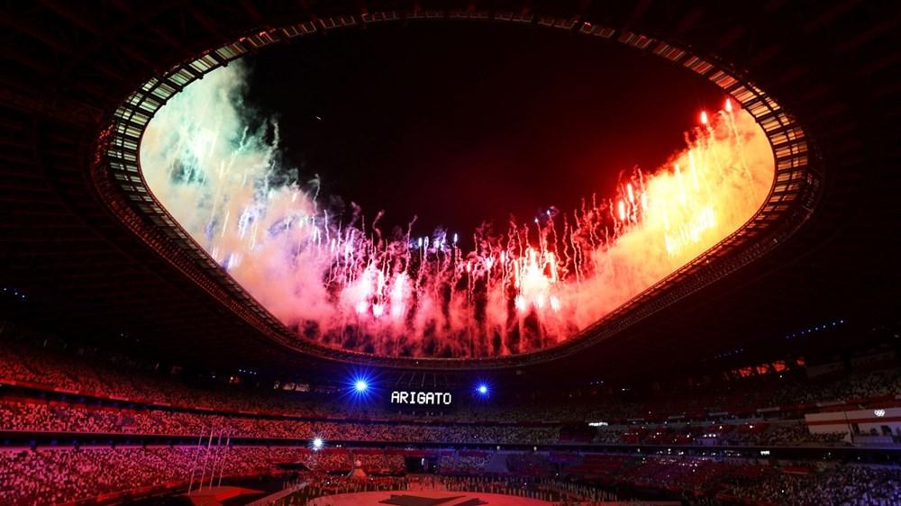 2020 Tokyo Olimpiyat Oyunları, resmen sona erdi (Türkiye, olimpiyat rekorunu kırdı) - 11