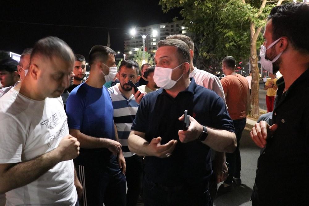 Siirt'te otomobilin çarptığı çocuk ağır yaralı - 5