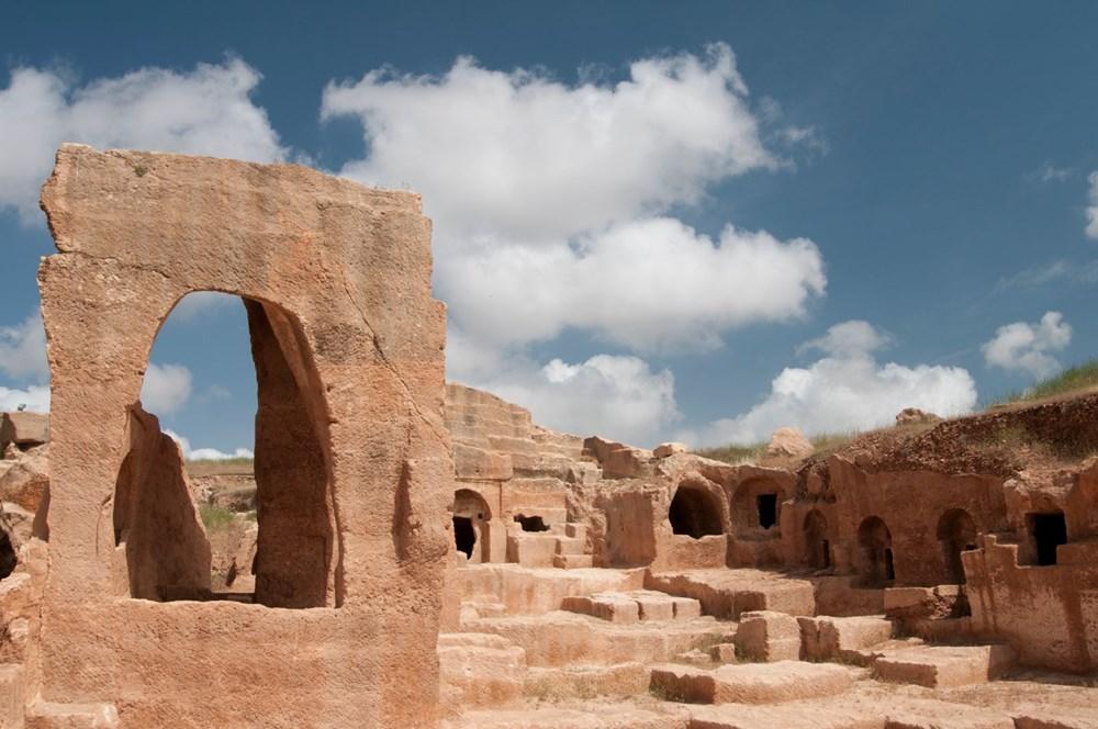 Antik kent Mardin'de Hint filmi çekilecek (Durga) - 7