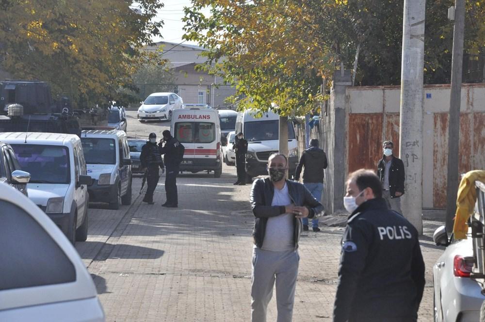 Diyarbakır'da kısıtlama gününde ortalık savaş alanına döndü: 20 yaralı - 10