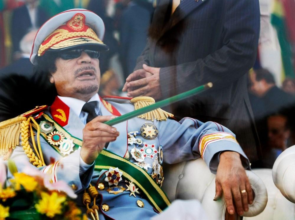 Muammer Kaddafi'nin ölümünün üzerinden 9 yıl geçti - 7