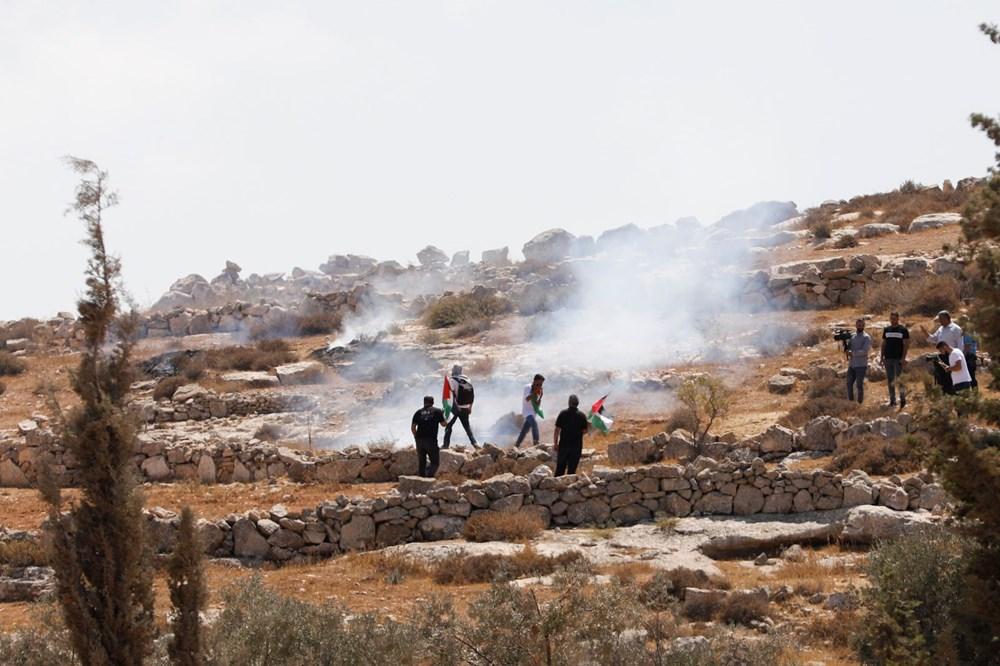 Intervensi Tangguh dari Tentara Israel ke Palestina - 7