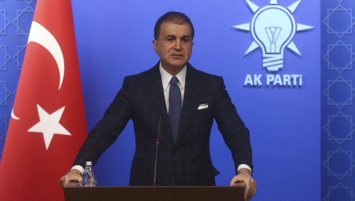 AK Parti Sözcüsü Çelik'ten Yunanistan'a tepki