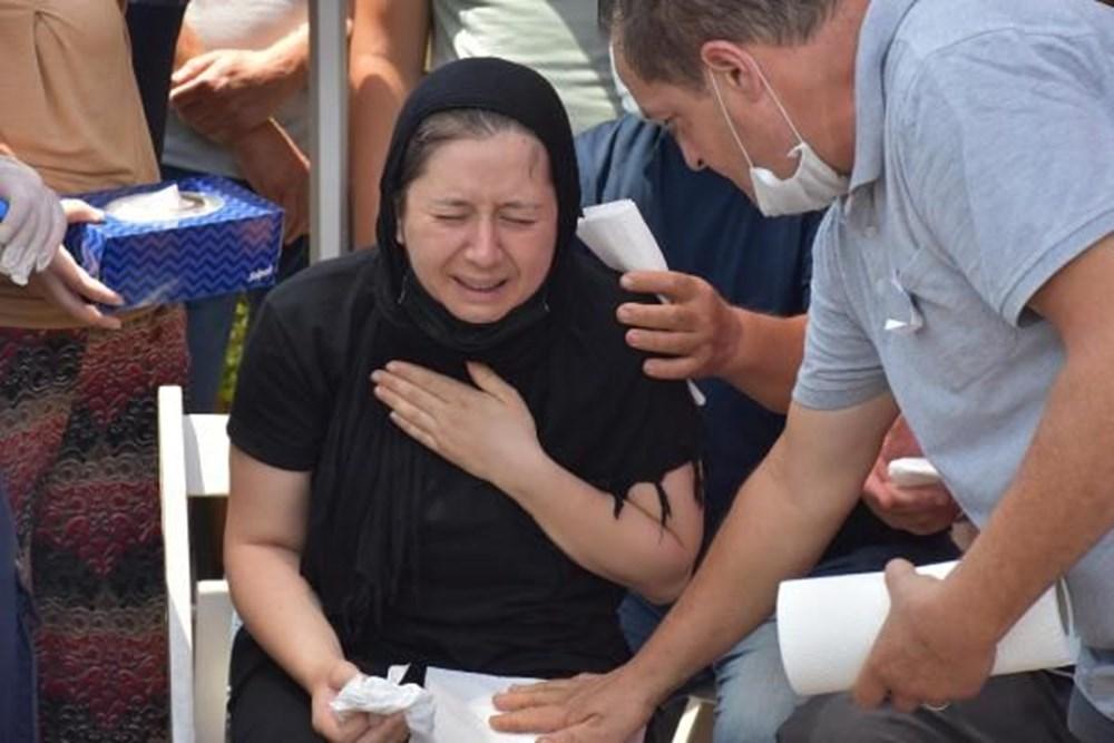 Muğla'da 'orman şehidi' törenle son yolculuğuna uğurlandı - 7