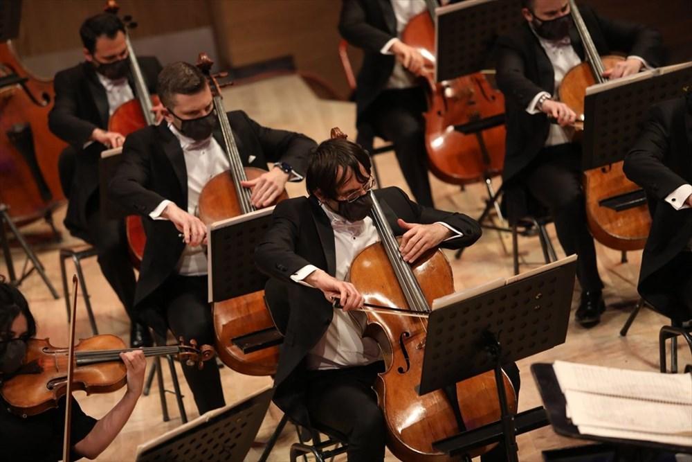 Cumhurbaşkanlığı Senfoni Orkestrası yeni bina açılış konseri - 13
