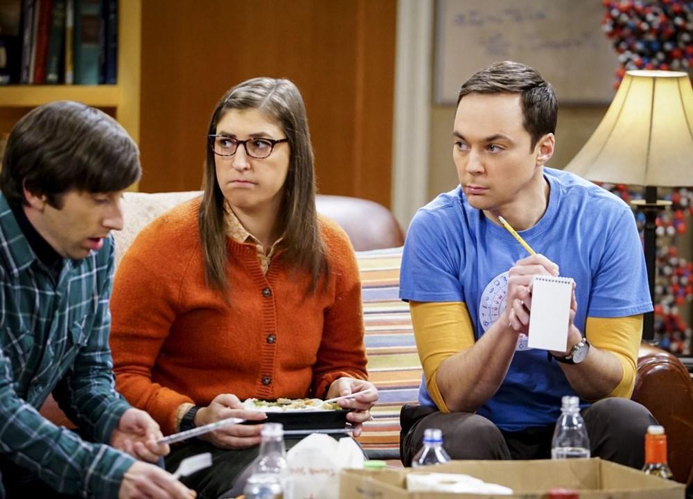 Big Bang Theory'nin Sheldon'ı Jim Parsons diziden ayrılma nedenini açıkladı - 4