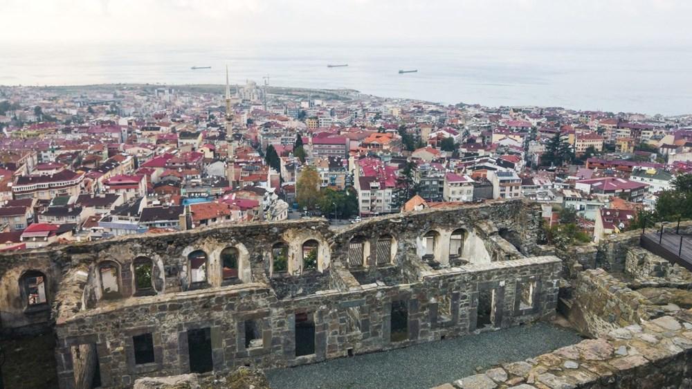 Trabzon'da restorasyonu tamamlanan Kızlar Manastırı ziyarete açıldı - 18