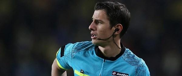 Süper Lig'de 29. hafta hakemleri belli oldu