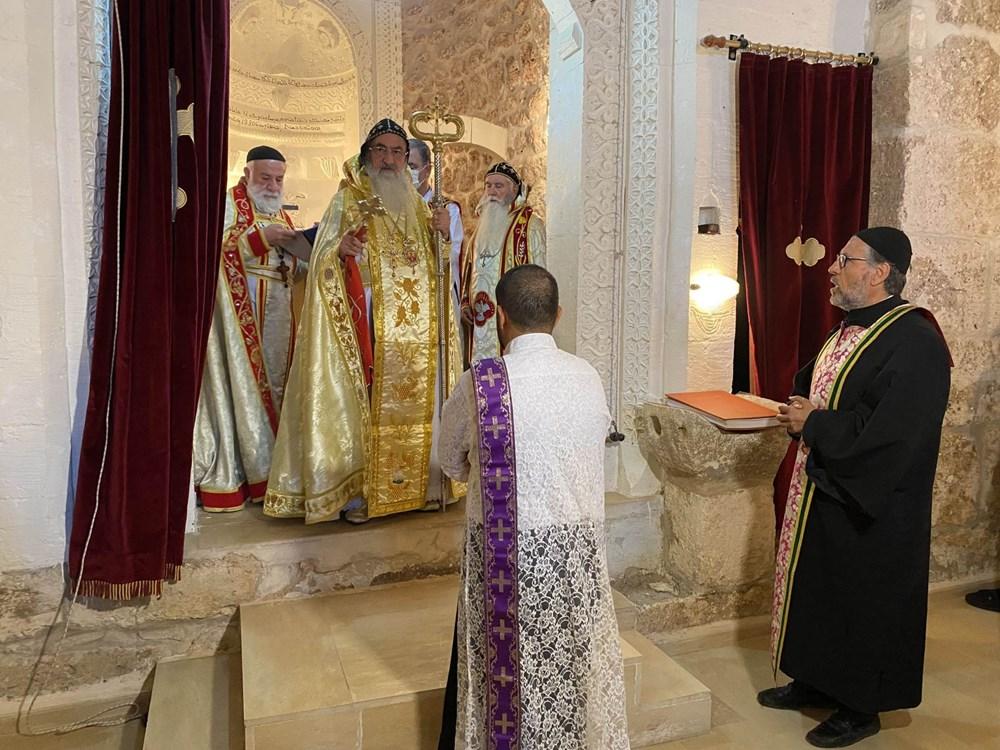 Midyat'ta Süryani cemaatinden 30 yıl sonra papaz töreni - 10