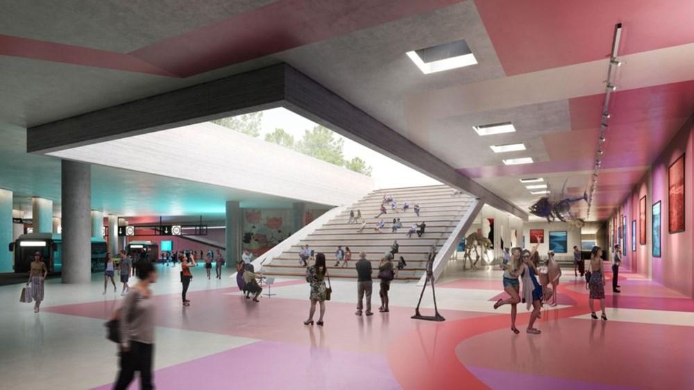 Taksim Meydanı Tasarım Yarışması sonuçlandı (Taksim Meydanı böyle olacak) - 23
