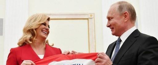 Hırvatistan CumhurbaşkanıKolinda Grabar-Kitaroviç kimdir? (Dünya Kupası'na damga vurdu)