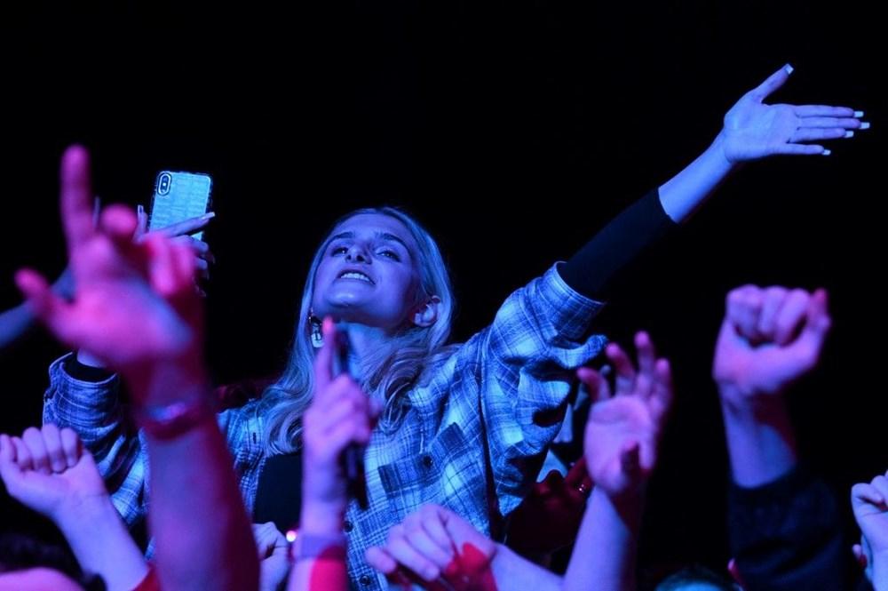 İngiltere'de aylar sonra ilk müzik festivali - 11