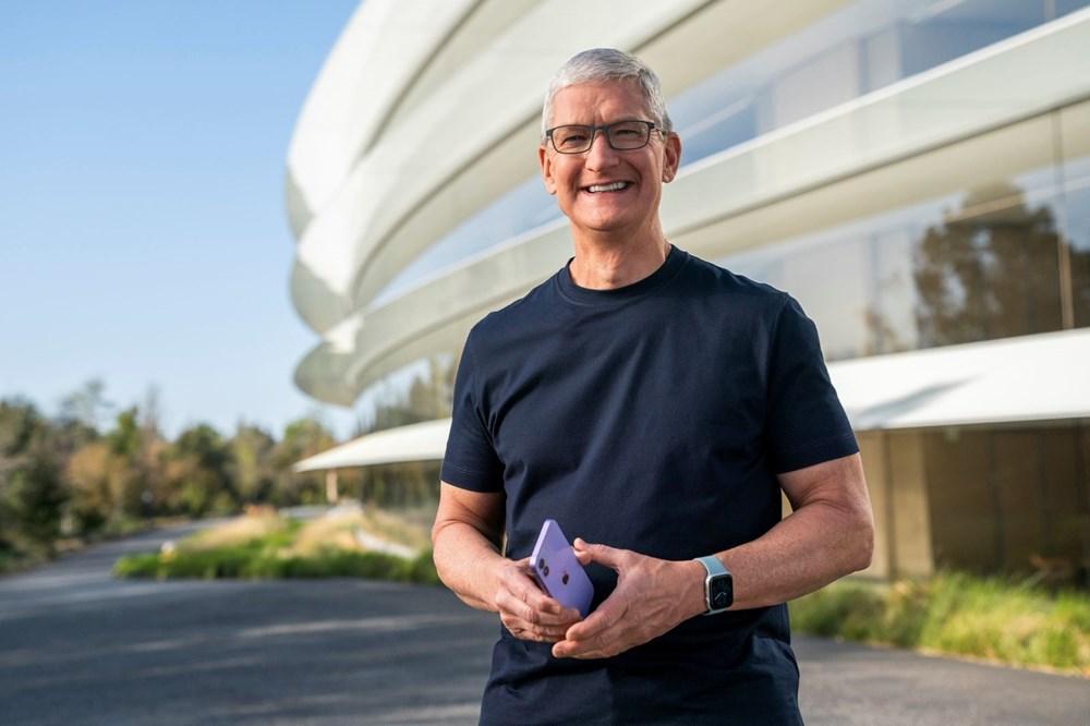 Apple yeni ürünlerini tanıttı: Renkli iMac ve 'en güçlü tablet' iPad Pro damga vurdu - 1