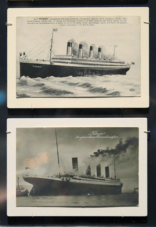 Titanik gemisi yok olmadan önce keşif ekibi enkazı araştıracak - 6