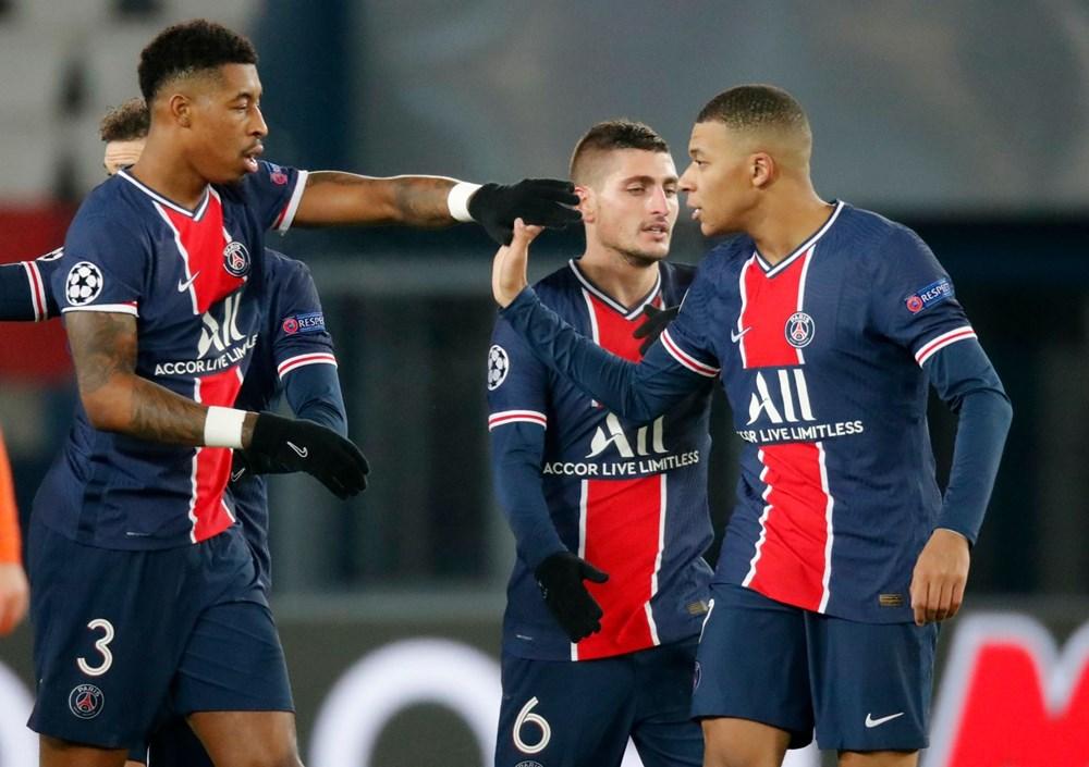 PSG'ye 5-1 yenilen Başakşehir Avrupa'ya veda etti - 7