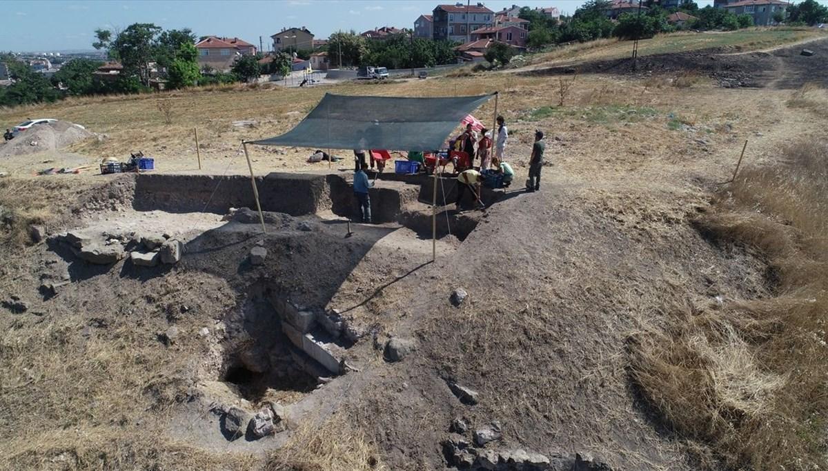 Tekirdağ'da 2600 yıllık Perinthos Antik Kenti gün yüzüne çıkarılıyor