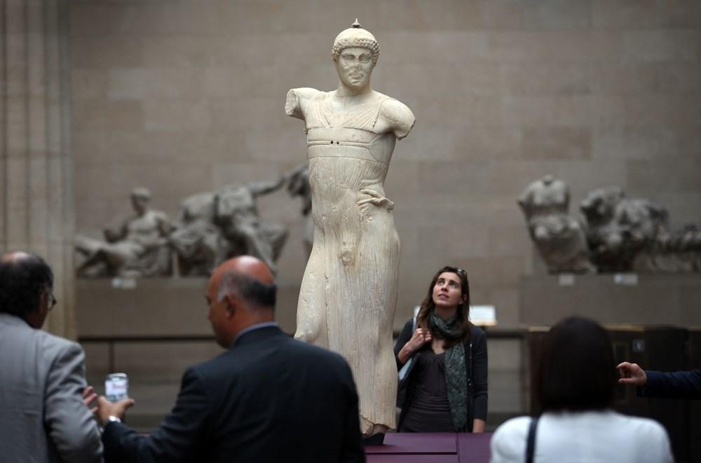 British Museum köleci kimliği nedeniyle Sir Hans Sloane büstünü sergiden çıkardı - 6