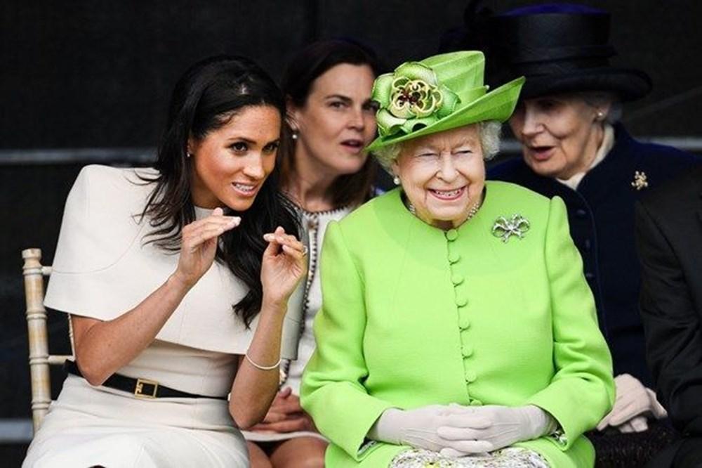 Prens Harry ve Meghan Markle'ın röportajının İngiliz basınına yansımaları - 6