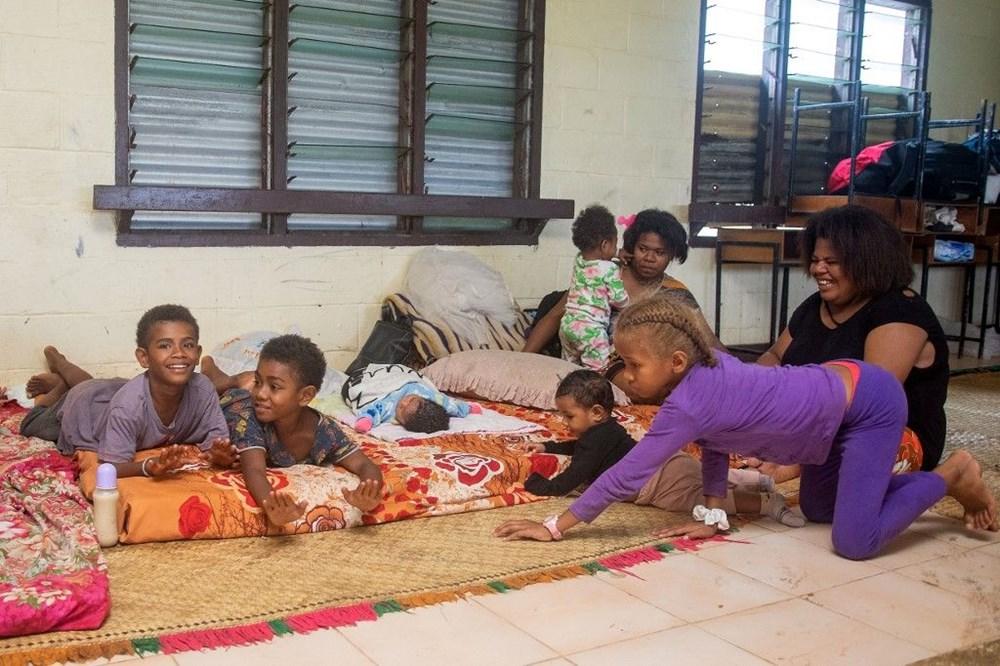 Fiji tufan öncesi doğal afet ilan etti - 7