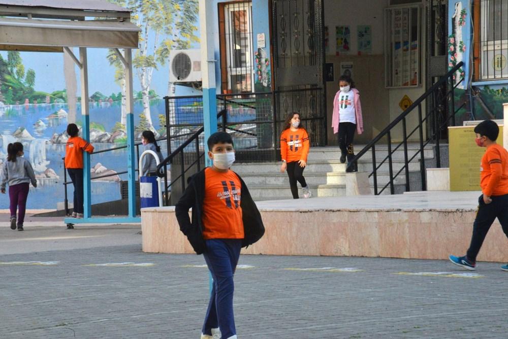 Türkiye'nin kontrollü normalleşme dönemi: Yüz yüze eğitim başladı - 14