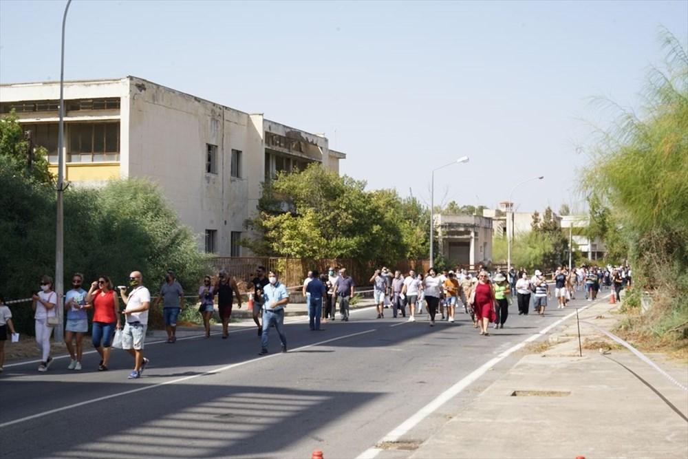 KKTC'nin Maraş bölgesine ziyaretçi akını - 3