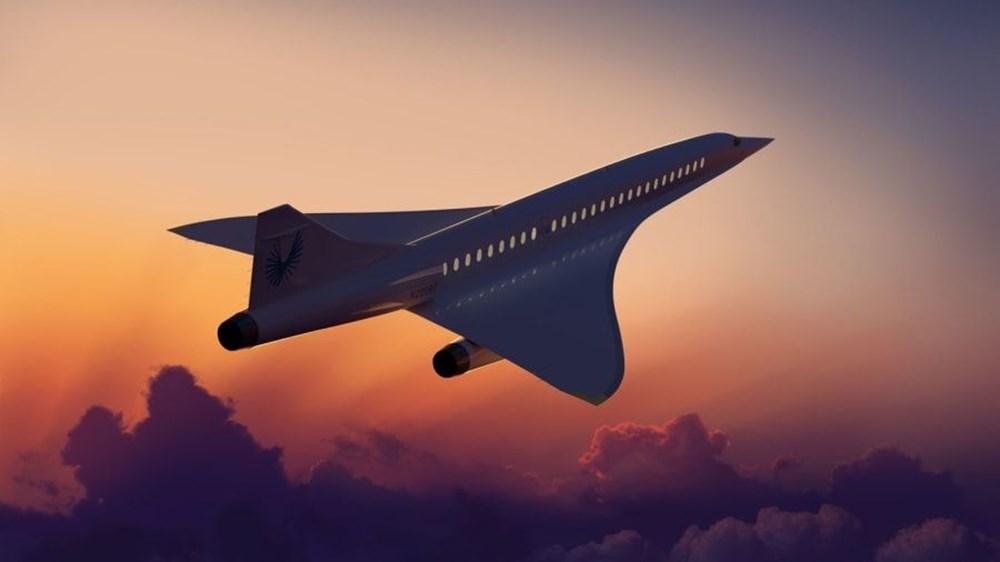 ABD'li şirket: En uzun uçuş 4 saate inecek - 10