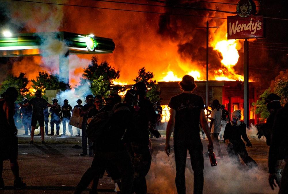 ABD'de yine polis şiddeti (Atlanta kenti karıştı) - 2