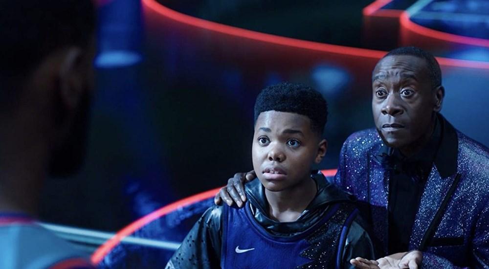 LeBron James'li Space Jam 2'den yeni görseller paylaşıldı - 3