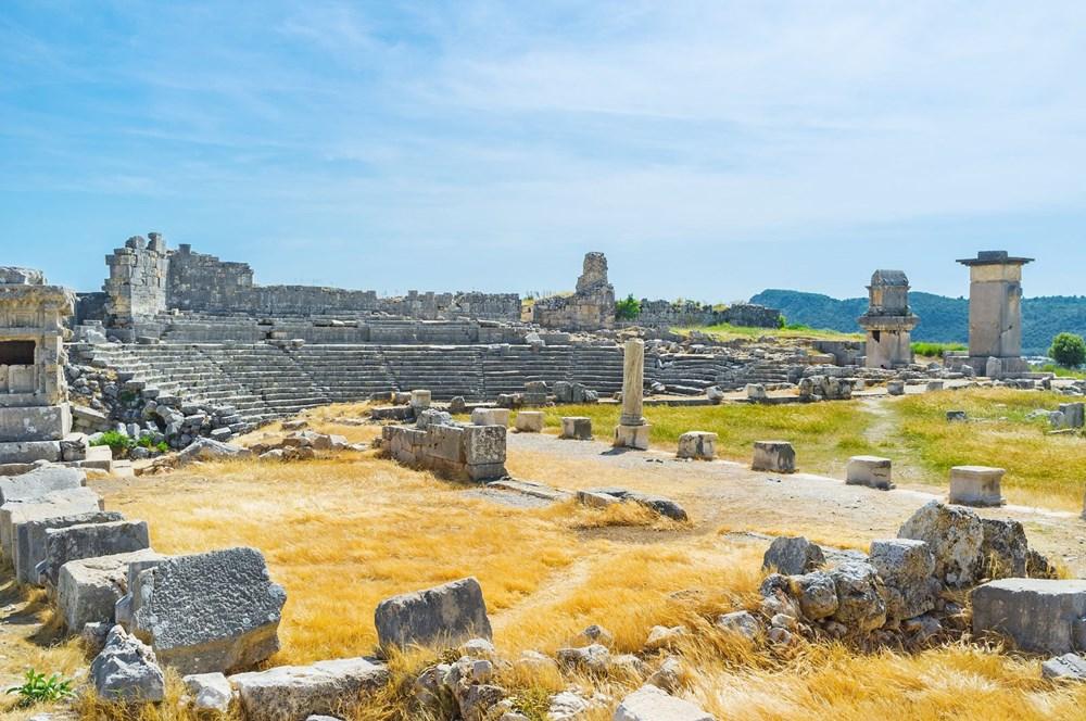 Türkiye'den UNESCO Dünya Kültür Miras Listesi'ne giren 19 eser - 9
