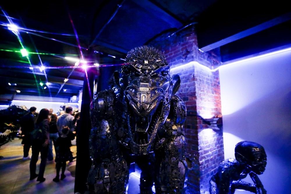 Makinelerin Yükselişi Müzesi açıldı - 3