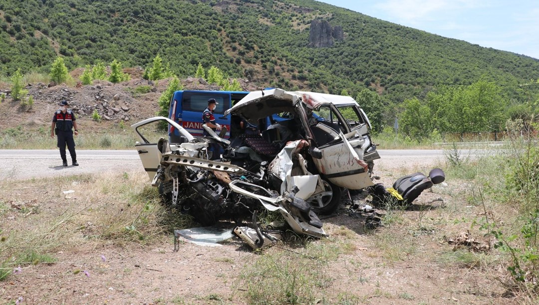 In Balıkesir, such as the massacre of accident: 6 dead in the same family
