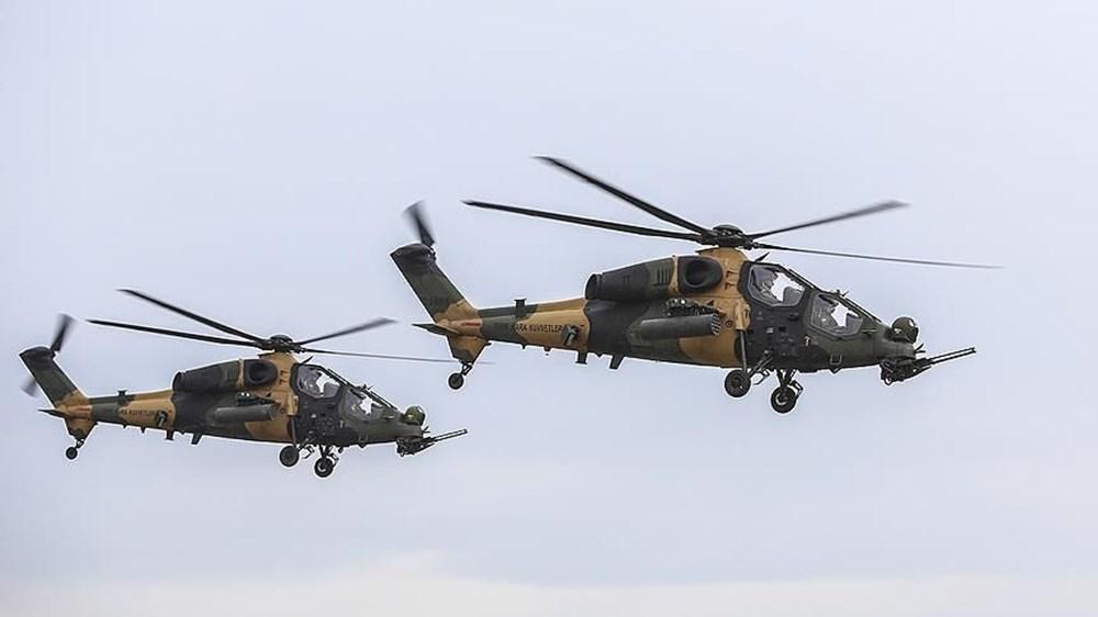 Aksungur tam yüklü mühimmatla 1 günden fazla uçtu (Türkiye'nin yeni nesil silahları) - 84