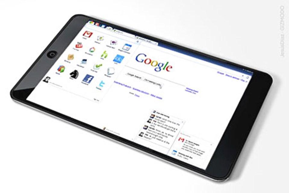 HTC-Google tabletinde tahminler uçuşuyor, henüz kendisi yok.