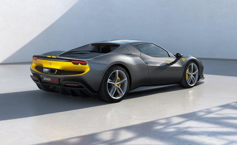 830 beygirlik hibrit Ferrari 296 GTB tanıtıldı - 11