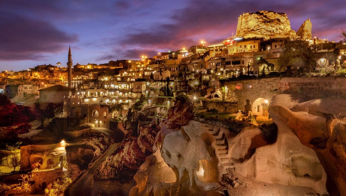 Argos in Cappadocia ve D Maris Bay en iyiler arasında: Condé Nast Traveller ödülleri