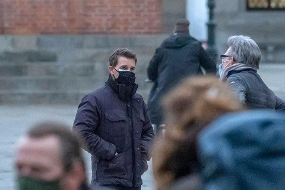 Tom Cruise'dan, Görevimiz Tehlike 7 setinde robot önlemi - 4