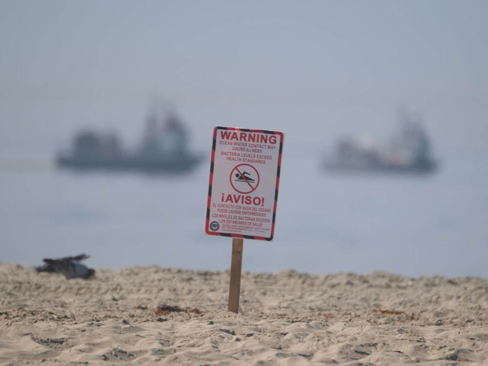 California'da çevre felaketi: Sahil petrolle kaplandı - 8