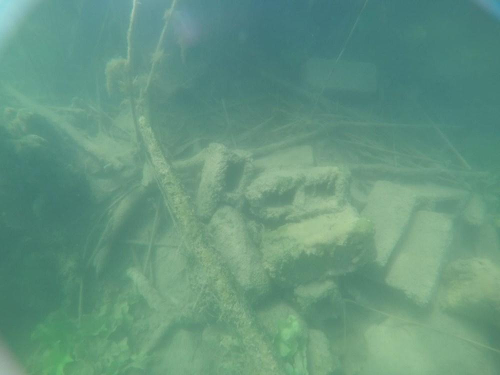 Gaga Gölü'nde kilise kalıntılarına rastlandı - 2