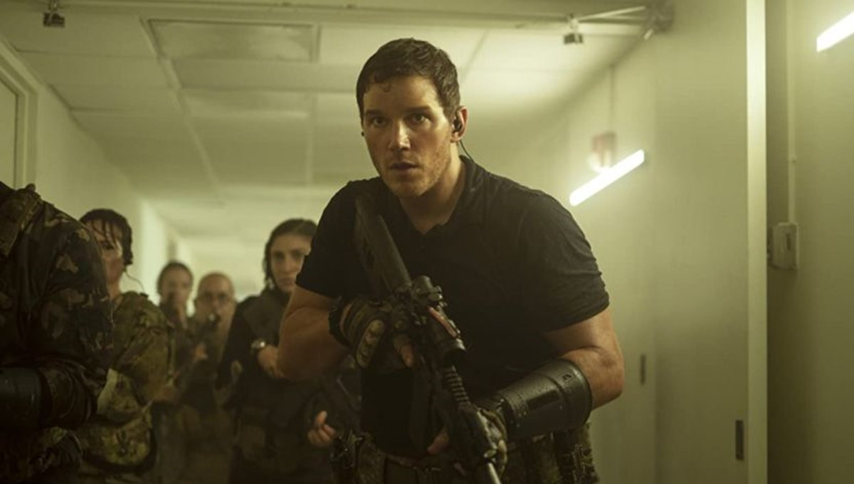 Chris Pratt başrollü The Tomorrow War'dan fragman
