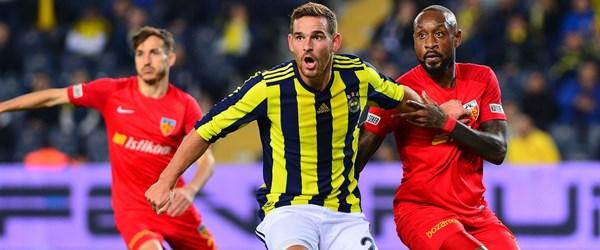 Fenerbahçe'ye son saniye şoku