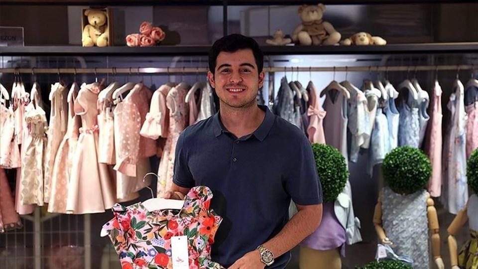 25 yaşındaki Türk girişimci Ata Sarı,Mama Luma markasını kurdu.