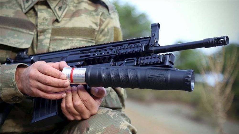 Dijital birliğin robot askeri Barkan göreve hazırlanıyor (Türkiye'nin yeni nesil yerli silahları) - 91