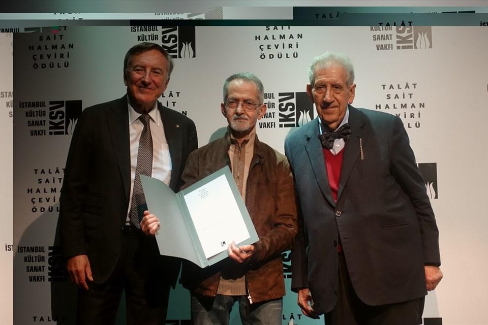 Kamil Kayhan Yükseler, Leonid Andreyev'in Kızıl Kahkaha adlı eserindeki çevirisiyle ödüle layık görüldü.