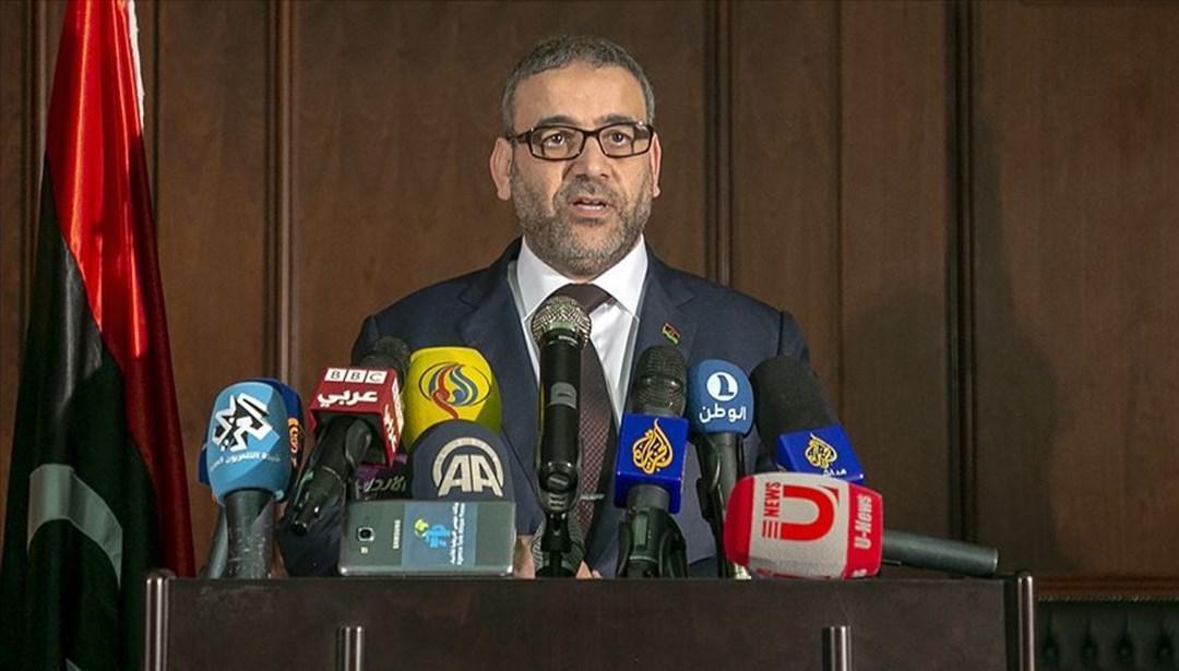 Libya Devlet Yüksek Konseyi Başkanı: Yunanistan'ın büyükelçimizi sınır dışı etme kararı diplomatik eşkıyalık