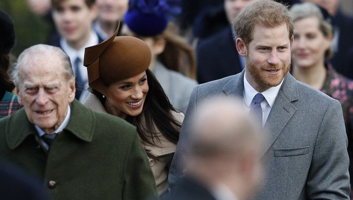 Prens Harry, dedesi Prens Philip'in cenazesi için karantinayı delecek