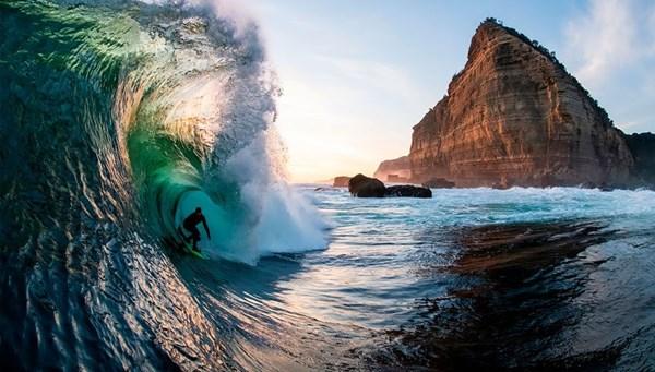 2020'nin en iyi sörf fotoğrafları seçildi