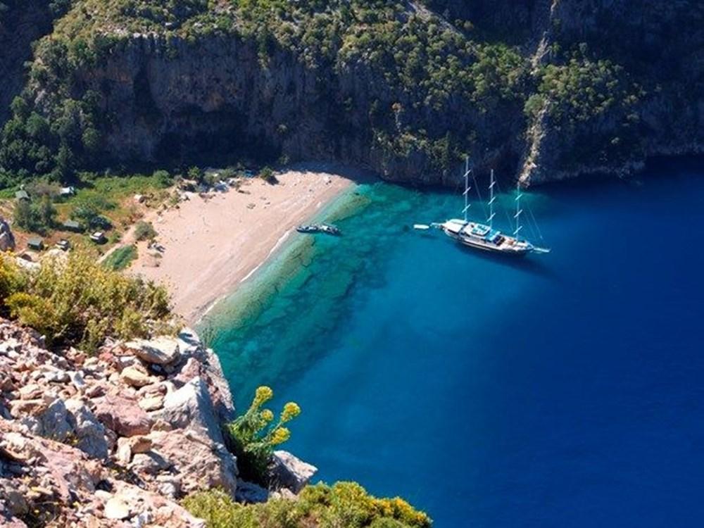 Türkiye'nin mavi bayraklı plajları güncel liste 2021 (En iyi sahiller ve plajlar) - 8